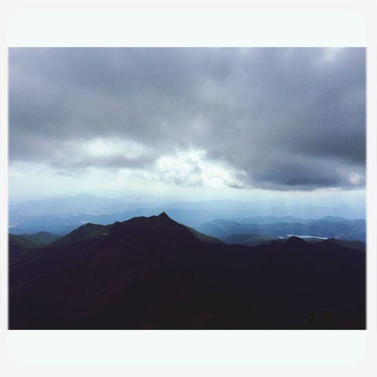 武尊山 Landscape Clouds And Sky Fromthetrails