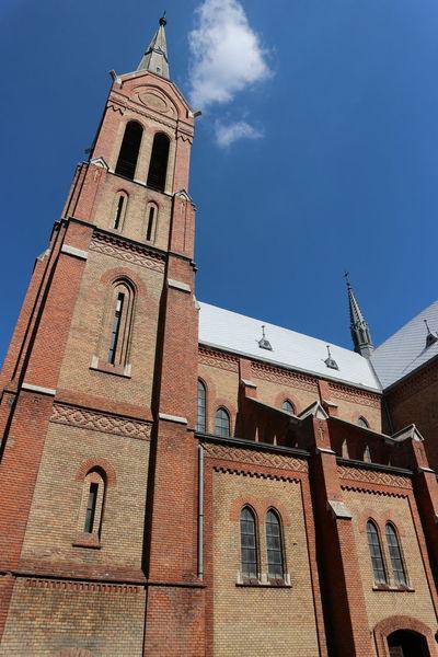 Hungary BékéscsabaCanon M10 Church