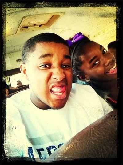 Me And Mi Mf Thug!!