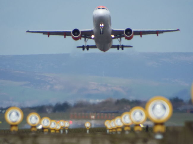 Plane Ground Landing Lights Airport Lights Airport Manchester Airport Airplane Aircraft Plane AirPlane ✈ Taking Off Take Off Taking Off. Take Off! Landing Lights Runway Lights Runway Hills Tourism Mobility In Mega Cities