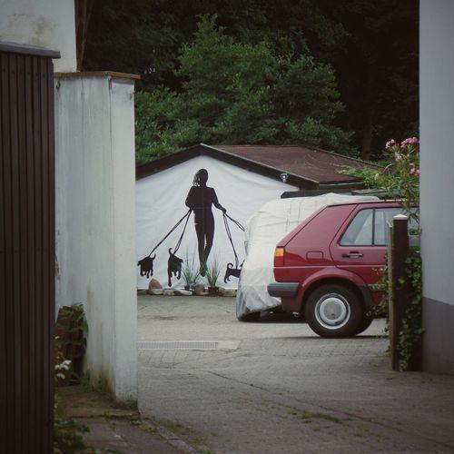 Wordless Backyard Walsrode Backyardphotography Squares Are Cooler  Snapseed Graffiti