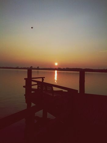 puuuuh monday is over :) After Work Sun Germany Schlei