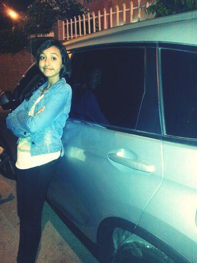 Midnight Street Car Fun :D