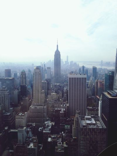 I Heart New York New York Newyorkcity Empire State Building Top Of The Rock City Of Dreams