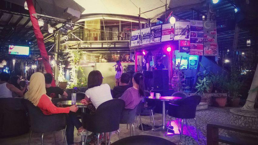 Liveband Pub Nightshowcase Kotakinabalu Gayastreet