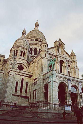 France Paris Monmartre