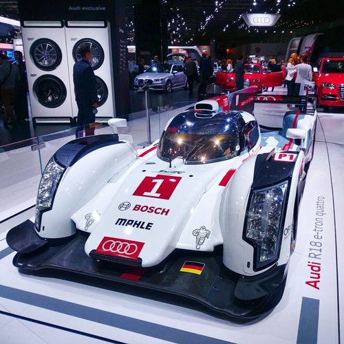 Audi ♡ Audi R 18 Sport Cars Le Mans Legends