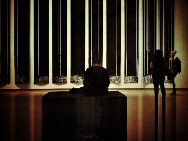 Sitting Art Appreciator Art Appreciators AMPt_community NEM Submissions WeAreJuxt.com