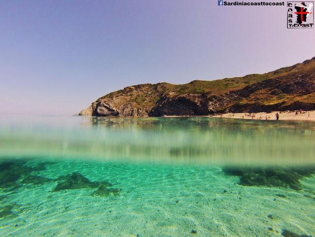 Underover Sea Gopro Sardiniacoasttocoast Life Is A Beach Water Summer Amazing View Sardinia Sardegna