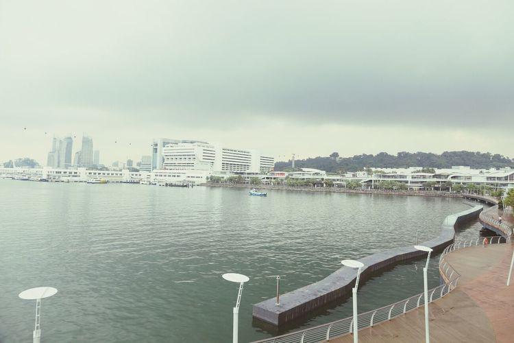 Singapore Sentosa Island Holiday Summer