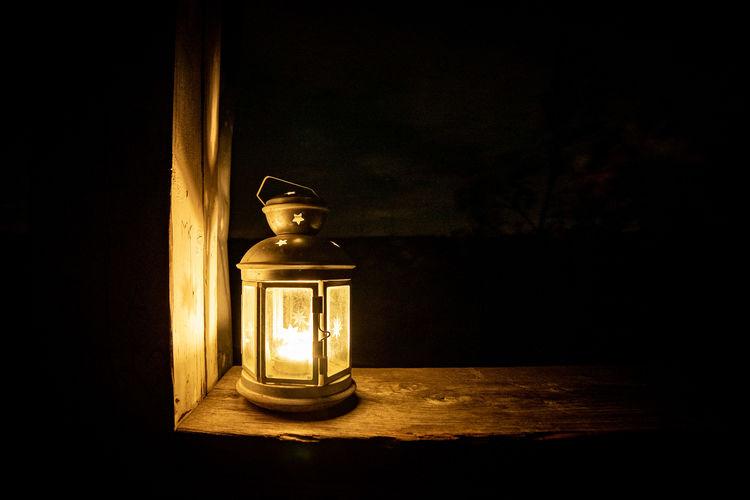 Window Lamp