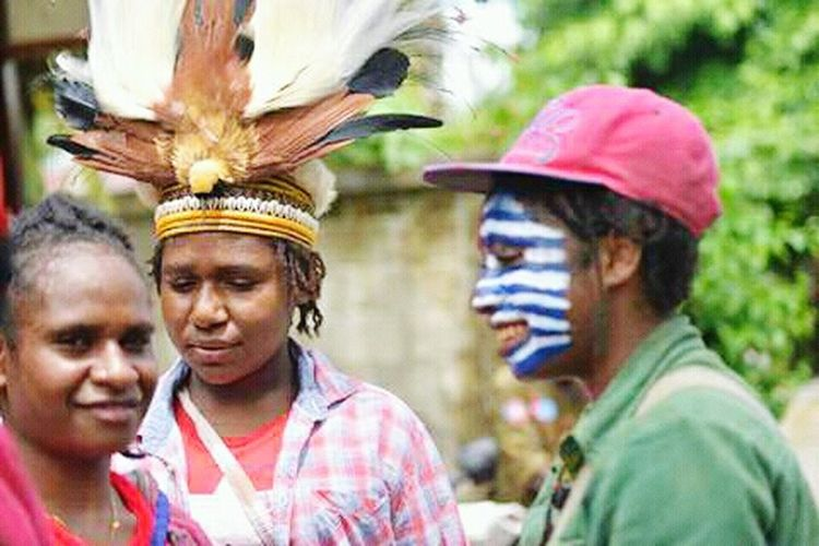 Young Papuan. West Papua Culture West Papua People Papua Free Of Indonesia Colonial West Papua Want To Free Of Indonesia Colonial. West Papua Politic Of Freedom West Papua Flag Patriotism Countrylife Social Issues West Papua Women West Papua Girl