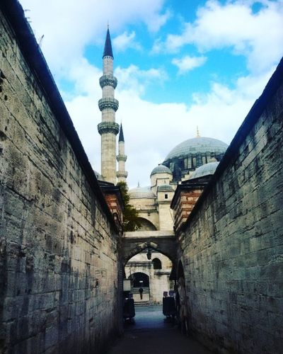 Istanbulsokaklari Sulaymaniyah_camii جامع_السليمانية اسطنبول تركيا