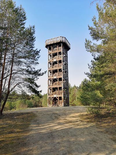 ..... The Lookout Tower on the Löwendorfer Mountain - Löwendorf / Brandenburg /Germany is a wonderful stayout moment. The tower in the middle from the forest and standing on the little mountain. It's a special place to enjoy the nature and the landscape 😃🌳🌞. HDR Looking Tower Forest Tree Trunk Trees Wood - Material Wood WoodLand Branch Light And Shadow Sunlight Sand Mountain Germany Nature Nature_collection Nature Photography Naturelovers Beauty In Nature Scenics Scenics - Nature My Best Photo EyeEm Best Shots EyeEm Nature Lover EyeEm Selects EyeEm Gallery Eye4photography  Tree Sky The Art Of Street Photography Stay Out The Mobile Photographer - 2019 EyeEm Awards The Architect - 2019 EyeEm Awards The Traveler - 2019 EyeEm Awards