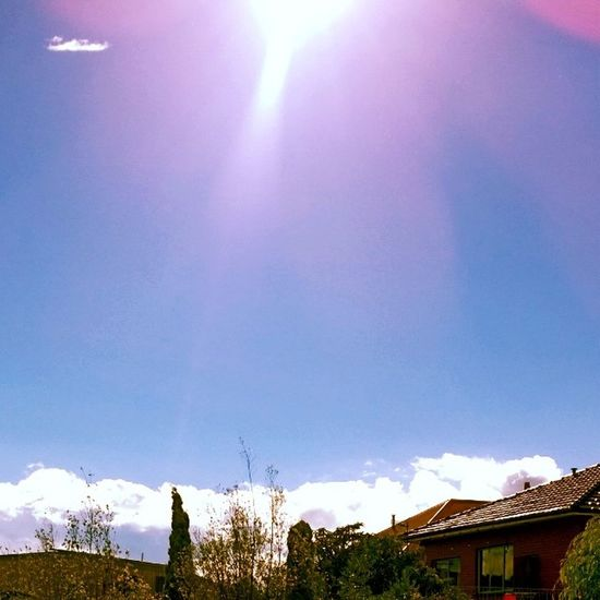Two minutes before, torrents of precipitation. ? Lumia1020 Sky Clouds Melbourneweather melbourne wpphoto winphan windowsphone