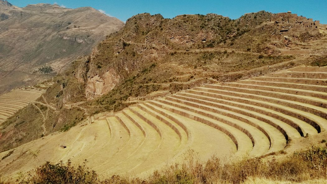 Pisac Perú Peru Terrazas Privotal Ideas