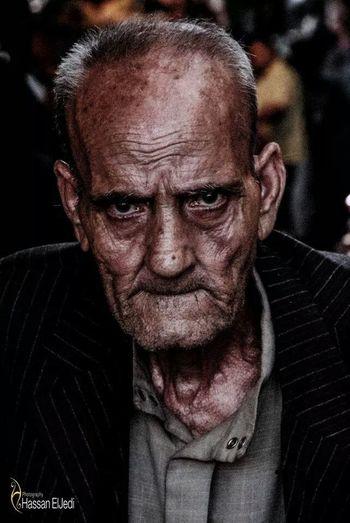 From My Point Of View Man Old Allah Gives Him Long Age Inshallah allah bless him