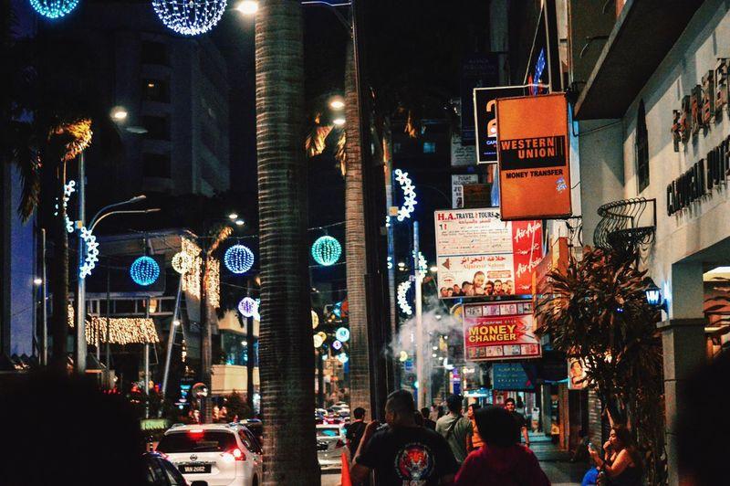 Street in Kuala