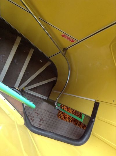 Stairs On The