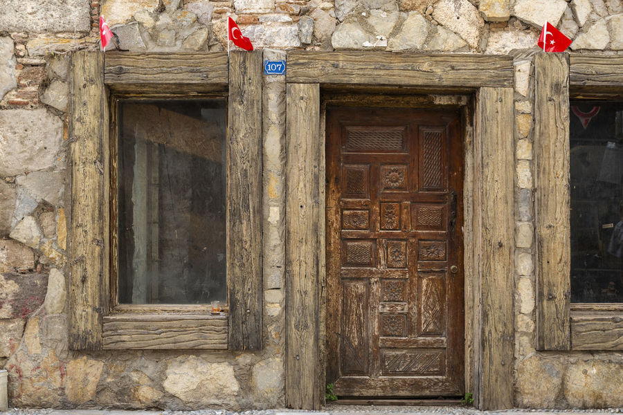 2018 Bodrum, Turkey Cup Of Tea Holiday Tea Turkey Architecture Building Door Entrance History House Old