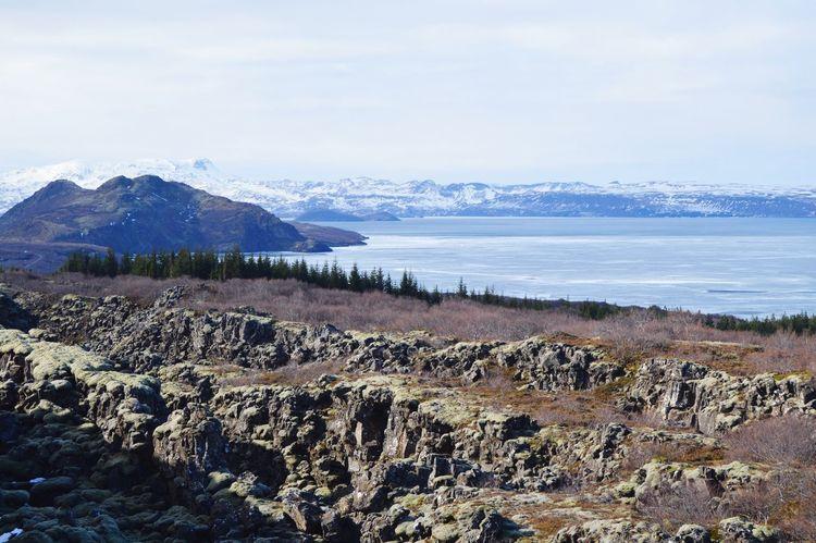 The KIOMI Collection Landscape Rocks Rocks And Water Mountain Lake View Iceland Iceland Trip Nikon D3200