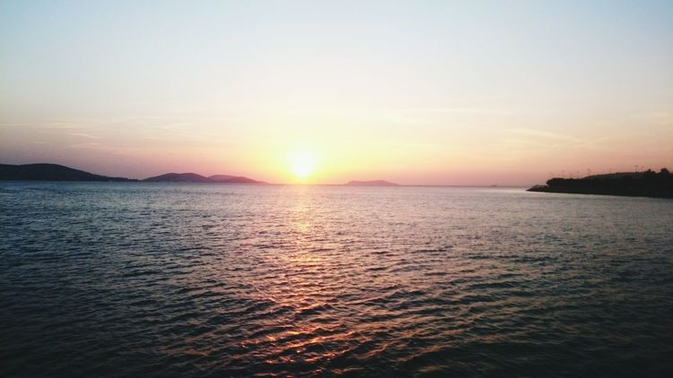 Istanbul Kartal Boat Trip Sunset