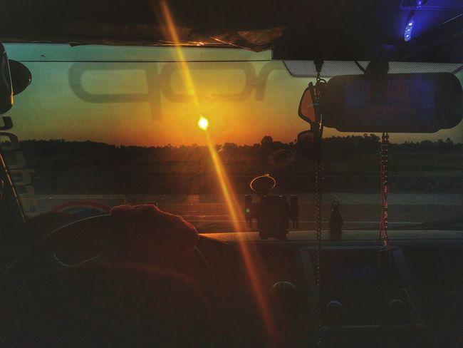 EyeEm Selects sun set!