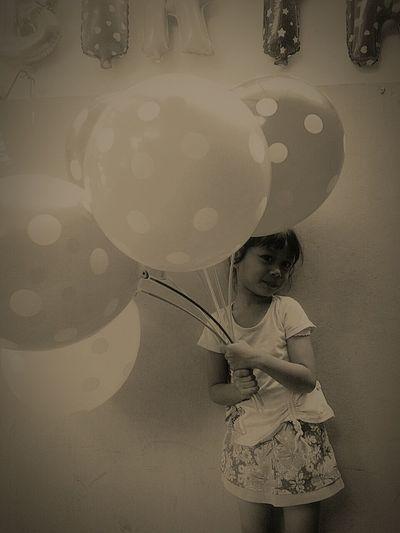 my Balloon EyeEmNewHere