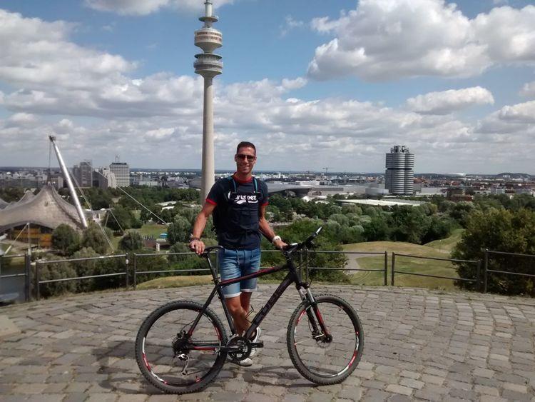 CityTour Cubebikes Munich Olympiaparkmünchen