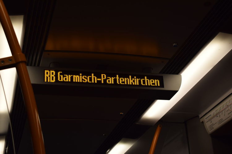 On a train in Germany Architecture Capital Letter Close-up Communication Evening Germany Germany 🇩🇪 Deutschland Germany🇩🇪 GERMANY🇩🇪DEUTSCHERLAND@ Guidance Illuminated Indoors  Low Angle View Night Nikon Nikon D3300 Nikonphotographer Nikonphotography No People Text Train Train - Vehicle Trains Western Script Let's Go. Together.