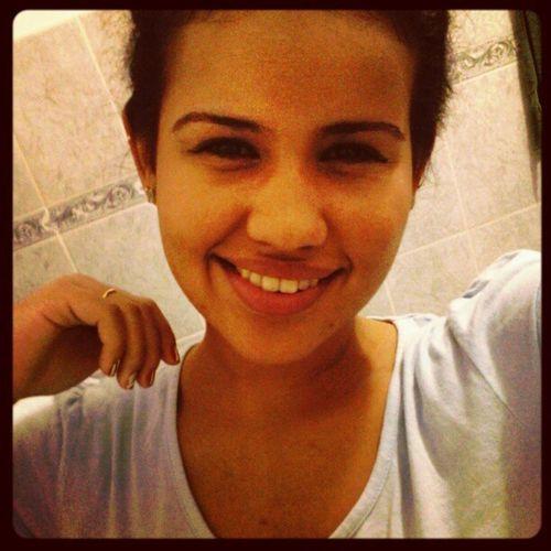 Happy face. Just got home. Pjsphoto Pijamas Bathroompicture Smile instasmile cute instamoment