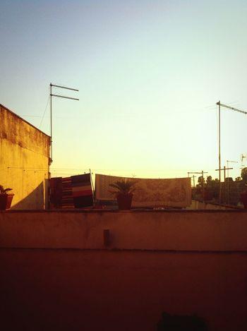 Tranquility Sunset Balcony
