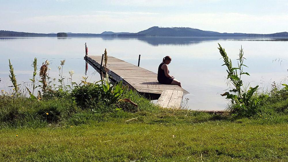 August in Gråträsk, Sweden The Week On EyeEm EyeEm Nature Lover Norrbotten Sweden Relaxing Water Reflections EyeEm Gallery EyeEm Best Shots EyeEm Best Shots - Nature Sound Of Life