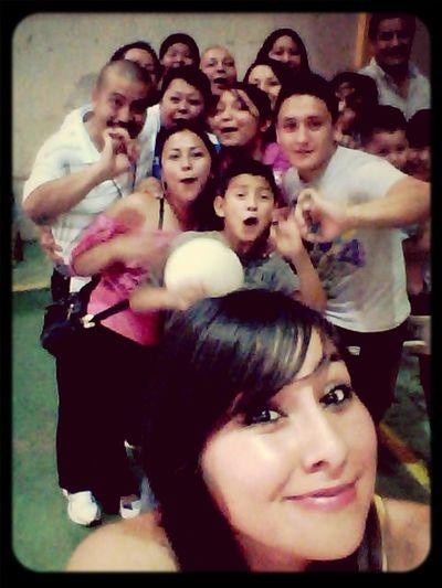 Mi Familia <3 Voley Losamo Hue......