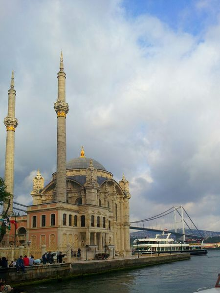 Cityscapes The Bosphorus Istanbul City Istanbullovers Ortaköy Mosque Landscape Landscape_photography
