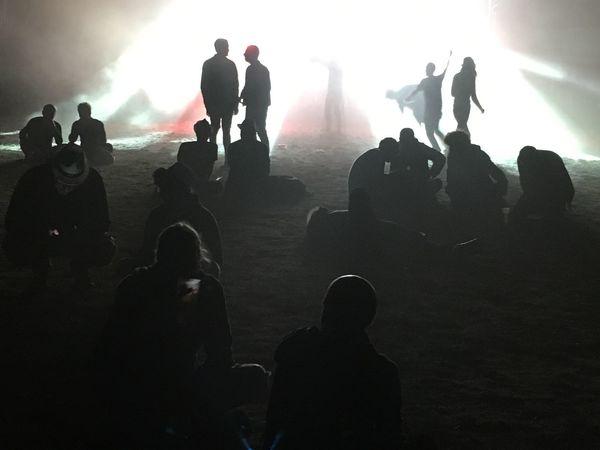 Festival Light M Night Rock Route Du Rock Shadows Techno