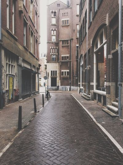 Alley Amsterdam Old Buildings Vscocam VSCO Cam VSCO Vscogood Skrwt