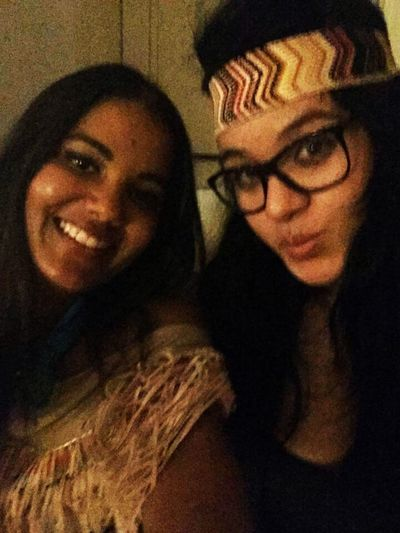 Friends Iledelareunion Saturdaynight Party Saint-Denis 974 Reunion Island Selfie