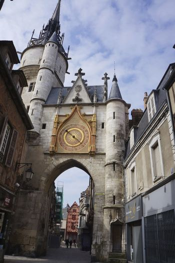 AUXERRE Auxerre Clock Tower