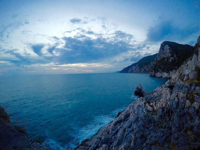 🌊 Portovenere Bestoftheday Beatiful Followme Mediterraneansea Sea And Sky Laspezia Goprohero4 Italy