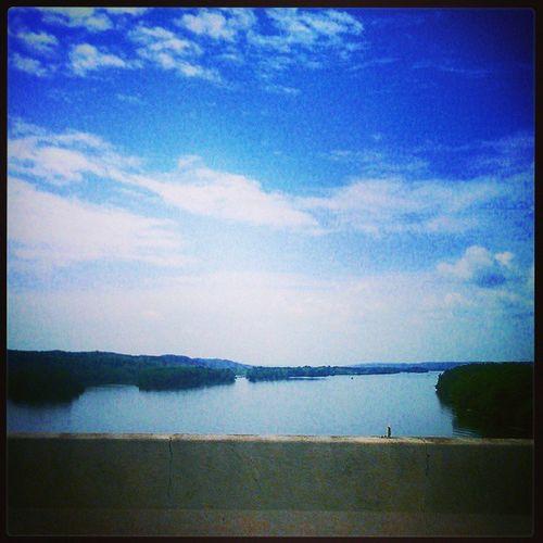 CrossingTheTennesseeRiver MemphisToNashville
