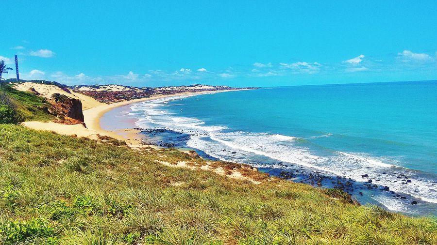 Colour Of Life First Eyeem Photo Beach Brasil Ocean Ocean View Beach View