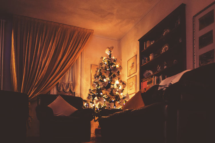 #Christmas #christmastime #ChristmasTree #home #tree Art Art And Craft Creativity Decoration Design Illuminated Indoors  Light Ornate