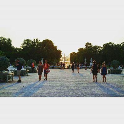 Summer Time  Parisjetaime Loves_paris Shadow streetlife