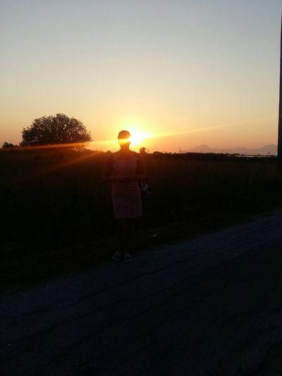 Colour Of Life kos Greek sunset