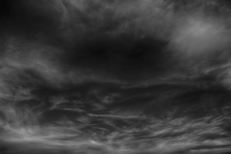 Backgrounds Beauty In Nature Cloud - Sky Cloudscape Day Dramatic Sky Full Frame Low Angle View Nature No People Outdoors Scenics Sky Sky Only Storm Cloud Tranquil Scene Tranquility Weather