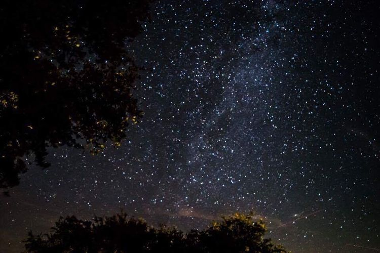 Stars pver
