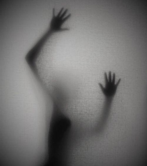 Shadow Human Body Part