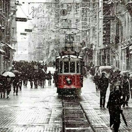 ıstanbul, Turkey Taksimtünel Beyoğlu