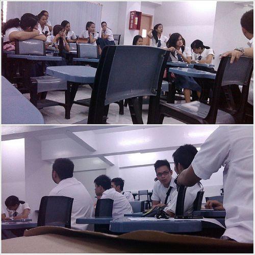 Debate daw? Ethics Class Girlsvsboys Immoralmoral 101413